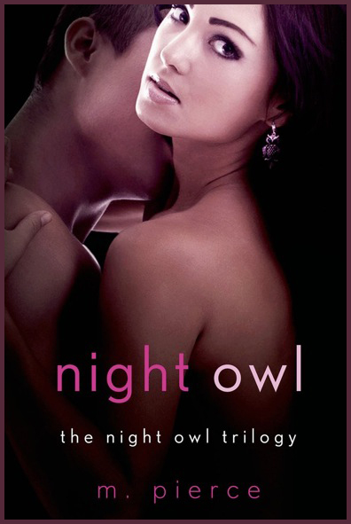 Night Owl new coverb